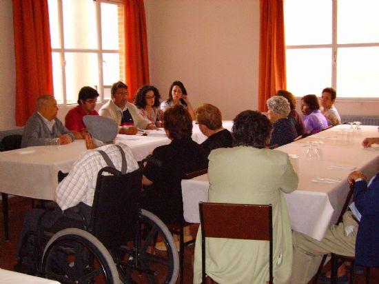 COMIENZAN LAS ACTIVIDADES DE LA SEMANA SOCIOCULTURAL DE LAS PERSONAS MAYORES QUE CONGREGAN A NUMEROSOS SOCIOS, Foto 1