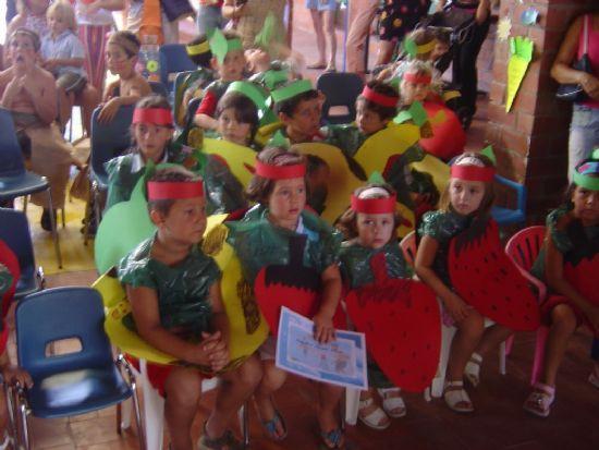 UNOS 150 NIÑOS PARTICIPAN EN LAS ESCUELAS DE VERANO QUE SE HAN CELEBRADO EN JULIO EN LOS COLEGIOS REINA SOFÍA, TIERNO GALVÁN Y SANTIAGO, Foto 2