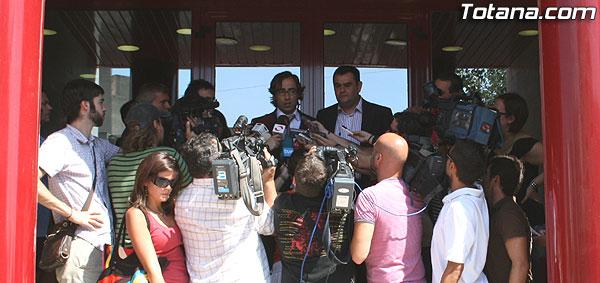 El abogado de Mart�nez Andreo afirma que �ste ha vuelto a demostrar su inocencia, Foto 1