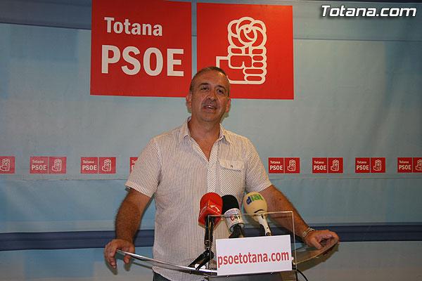 """Otálora: """"Se mantienen las imputaciones de Martínez Andreo, Juan Morales y Valverde Reina"""", Foto 1"""