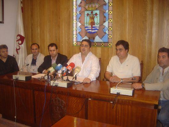 AYUNTAMIENTO SUSCRIBE CONVENIO DE COLABORACI�N ASOCIACI�N DE COMERCIANTES PROMOCI�N DEL SECTOR, Foto 1
