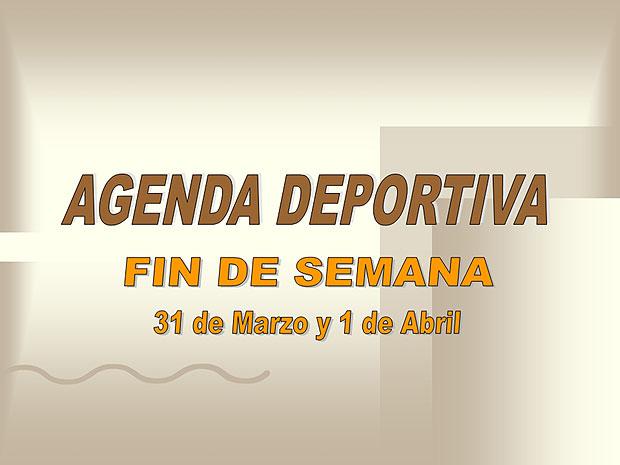 AGENDA DEPORTIVA (30/03/2007), Foto 1