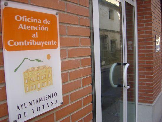 OFICINA DE ATENCIÓN AL CONTRIBUYENTE INFORMA APERTURA COBRO DIFERENTES IMPUESTOS CORRESPONDIENTES AL AÑO 2004, Foto 1