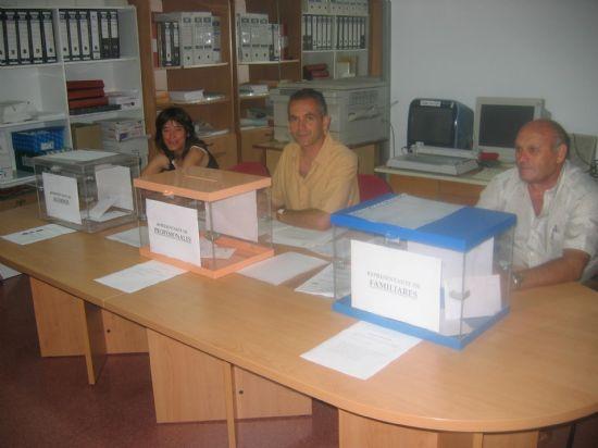 """EL CENTRO OCUPACIONAL """"JOSÉ MOYA"""" RENUEVA LA COMPOSICIÓN DEL CONSEJO ASESOR, Foto 2"""