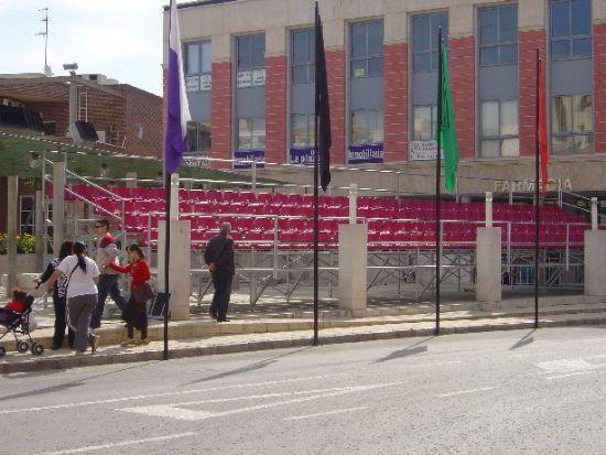 Televisión Española ultima los detalles para la retransmisión en directo de la Procesión del Silencio de la Semana Santa de Totana, Foto 2