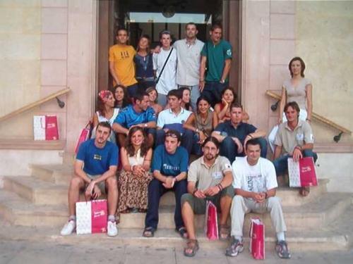 """18 jóvenes participan en el campo de trabajo medioambiental de """"Las Alquerías"""" en el parque regional de Sierra Espuña, Foto 1"""