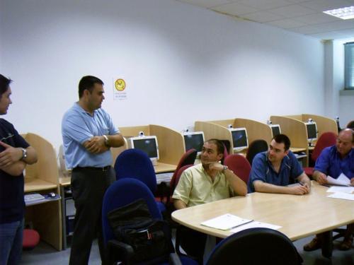 """Clausurado el curso de formación """"técnico seguridad en internet"""" en el que han participado 12 personas, Foto 1"""