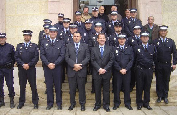 M�s de 200 alumnos de colegios Totana participan jornadas puertas abiertas Polic�a Local , Foto 2