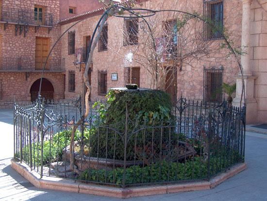 Ayuntamiento y Mancomunidad de Servicios Turísticos de Sierra Espuña construirán un punto de información turística en la Santa, Foto 1