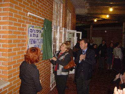 Ayuntamiento y MIFITO rinden homenaje a t�tulo p�stumo a fernanda mar�a carmona, Foto 1