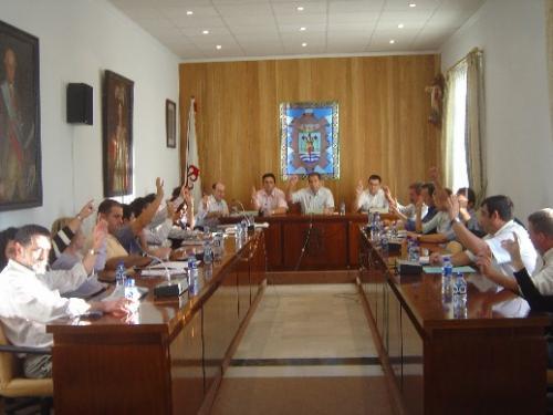 El pleno aprueba, por unanimidad, pos y pol de 2004 por un importe total de 640.000 euros, Foto 1