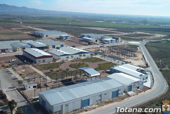 Pleno aprueba cuarta fase del plan parcial Pol�gono Industrial el Salar , Foto 1