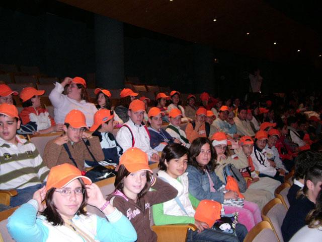 """LA CONCEJALÍA DE EDUCACIÓN FELICITA AL COLEGIO """"TIERNO GALVÁN"""" POR SUS ÉXITOS EN LA CONVOCATORIA DE LOS PREMIOS """"CONSUMÓPOLIS"""" QUE OTORGA LA COMUNIDAD AUTÓNOMA  (2006) - 37"""