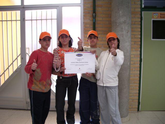 """LA CONCEJALÍA DE EDUCACIÓN FELICITA AL COLEGIO """"TIERNO GALVÁN"""" POR SUS ÉXITOS EN LA CONVOCATORIA DE LOS PREMIOS """"CONSUMÓPOLIS"""" QUE OTORGA LA COMUNIDAD AUTÓNOMA  (2006) - 53"""