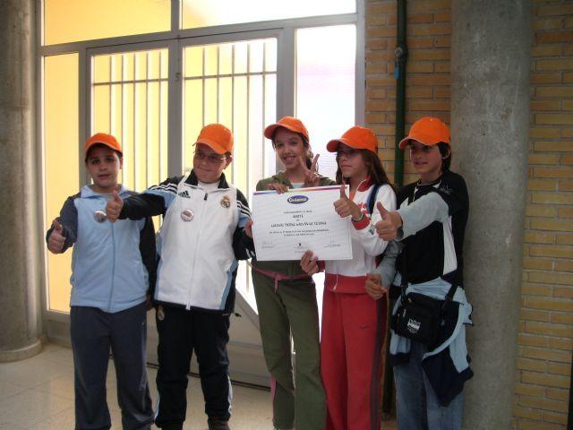 """LA CONCEJALÍA DE EDUCACIÓN FELICITA AL COLEGIO """"TIERNO GALVÁN"""" POR SUS ÉXITOS EN LA CONVOCATORIA DE LOS PREMIOS """"CONSUMÓPOLIS"""" QUE OTORGA LA COMUNIDAD AUTÓNOMA  (2006) - 54"""