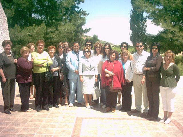 ASOCIACIONES DE MUJERES Y AMAS DE CASA DE TOTANA PARTICIPAN EN UNA CONVENCIÓN REGIONAL EN LA PEDANÍA MAZARRONERA DE GAÑUELAS - 2