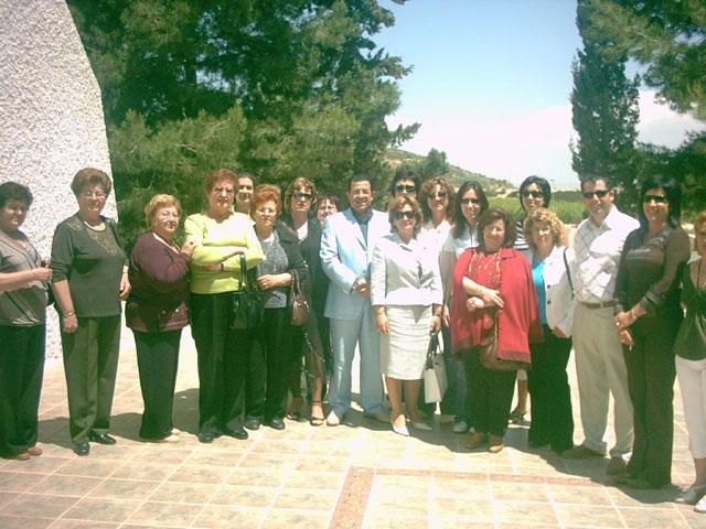 ASOCIACIONES DE MUJERES Y AMAS DE CASA DE TOTANA PARTICIPAN EN UNA CONVENCIÓN REGIONAL EN LA PEDANÍA MAZARRONERA DE GAÑUELAS - 3