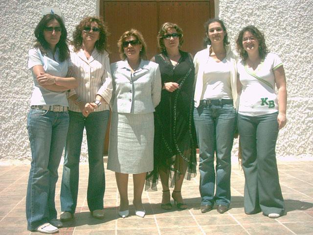 ASOCIACIONES DE MUJERES Y AMAS DE CASA DE TOTANA PARTICIPAN EN UNA CONVENCIÓN REGIONAL EN LA PEDANÍA MAZARRONERA DE GAÑUELAS - 8