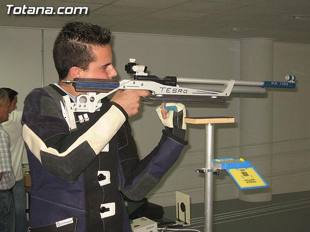 AUTORIDADES LOCALES INAUGURAN UNA GALER�A DE TIRO DE ARMAS NEUM�TICAS EN LOS S�TANOS DE LA PISCINA MUNICIPAL CUBIERTA - 4
