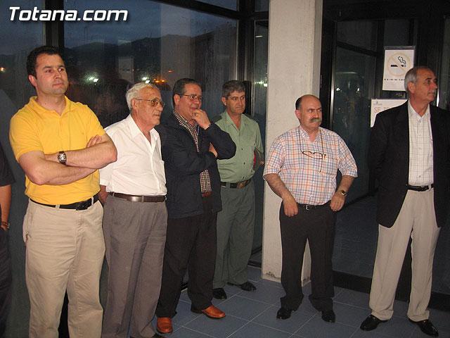 AUTORIDADES LOCALES INAUGURAN UNA GALER�A DE TIRO DE ARMAS NEUM�TICAS EN LOS S�TANOS DE LA PISCINA MUNICIPAL CUBIERTA - 14