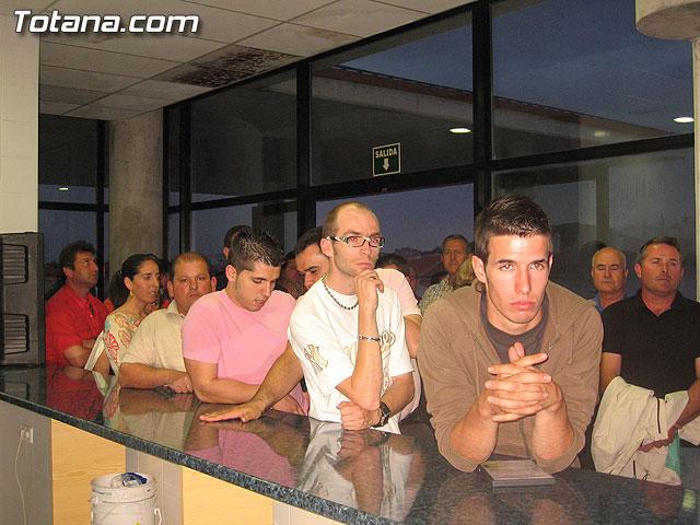 AUTORIDADES LOCALES INAUGURAN UNA GALERÍA DE TIRO DE ARMAS NEUMÁTICAS EN LOS SÓTANOS DE LA PISCINA MUNICIPAL CUBIERTA - 22