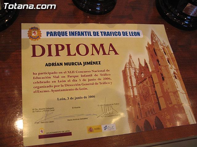 EL EQUIPO DE EDUCACIÓN VIAL LOGRA EL SUBCAMPEONATO DE ESPAÑA POR EQUIPOS Y EL TERCER PUESTO EN INDIVIDUAL - 5