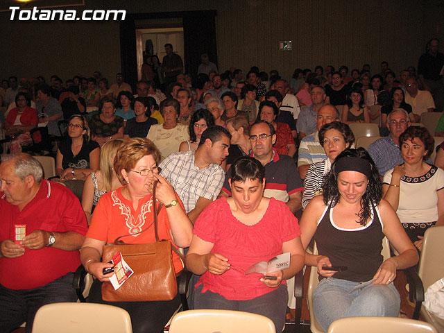 EL CENTRO REGIONAL DE HEMODONACIÓN Y EL AYUNTAMIENTO DE TOTANA TRIBUTAN UN HOMENAJE A TODOS LOS DONANTES DE SANGRE DEL MUNICIPIO - 5