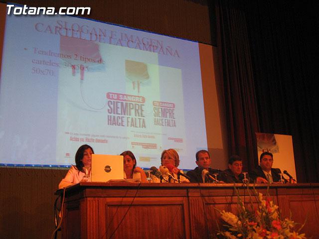 EL CENTRO REGIONAL DE HEMODONACIÓN Y EL AYUNTAMIENTO DE TOTANA TRIBUTAN UN HOMENAJE A TODOS LOS DONANTES DE SANGRE DEL MUNICIPIO - 7