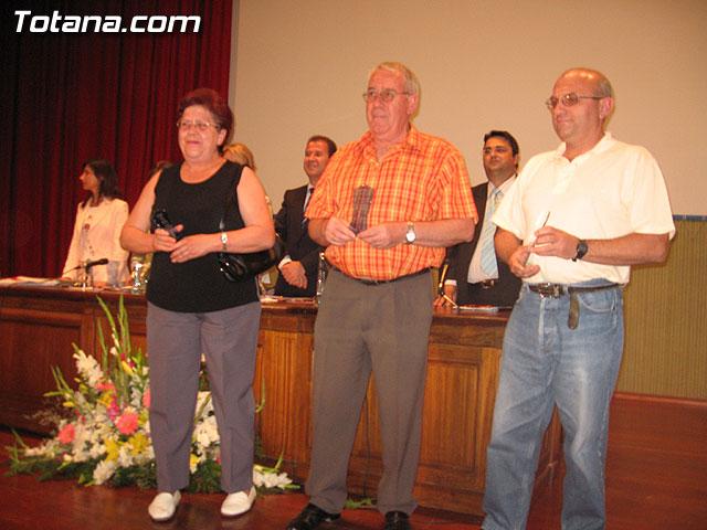 EL CENTRO REGIONAL DE HEMODONACIÓN Y EL AYUNTAMIENTO DE TOTANA TRIBUTAN UN HOMENAJE A TODOS LOS DONANTES DE SANGRE DEL MUNICIPIO - 29