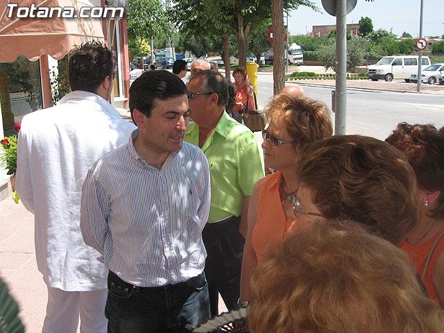 LA AGRUPACIÓN MUNICIPAL SOCIALISTA DE TOTANA HOMENAJEÓ A SU COMPAÑERO ALFONSO NAVARRO - 7