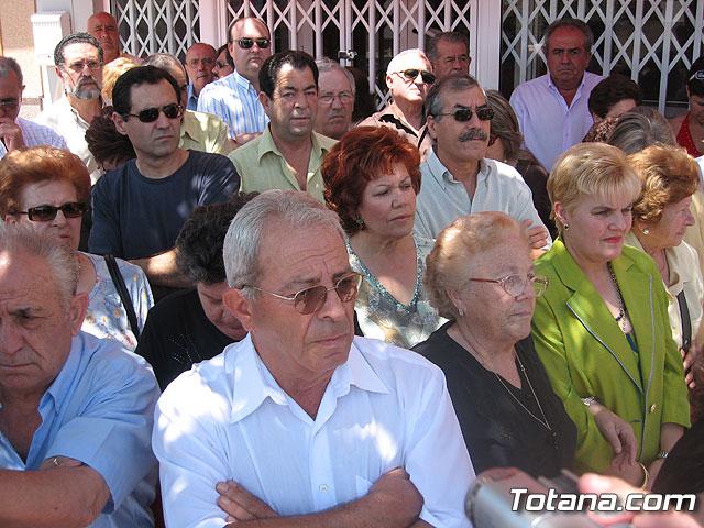 LA AGRUPACIÓN MUNICIPAL SOCIALISTA DE TOTANA HOMENAJEÓ A SU COMPAÑERO ALFONSO NAVARRO - 18