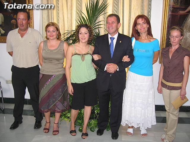 TOMAN POSESI�N CUATRO NUEVAS PROFESORAS DE EDUCACI�N INFANTIL COMO FUNCIONARIOS MUNICIPALES - 19