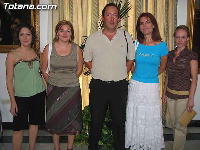 TOMAN POSESI�N CUATRO NUEVAS PROFESORAS DE EDUCACI�N INFANTIL COMO FUNCIONARIOS MUNICIPALES - 29