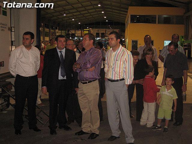 INAUGURACI�N DE LAS NUEVAS INSTALACIONES DE IBARRA TOTANA - SERALTO - 38