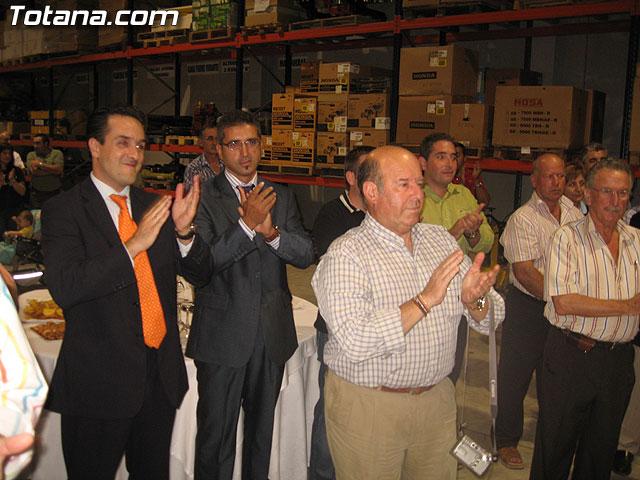 INAUGURACI�N DE LAS NUEVAS INSTALACIONES DE IBARRA TOTANA - SERALTO - 53