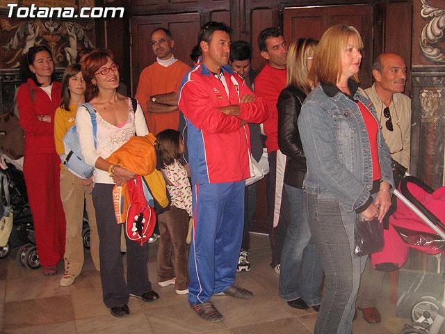 LA ESCUELA DEPORTIVA MUNICIPAL DE FÚTBOL DE TOTANA REALIZÓ UNA OFRENDA FLORAL A LA PATRONA SANTA EULALIA DE MÉRIDA - 13