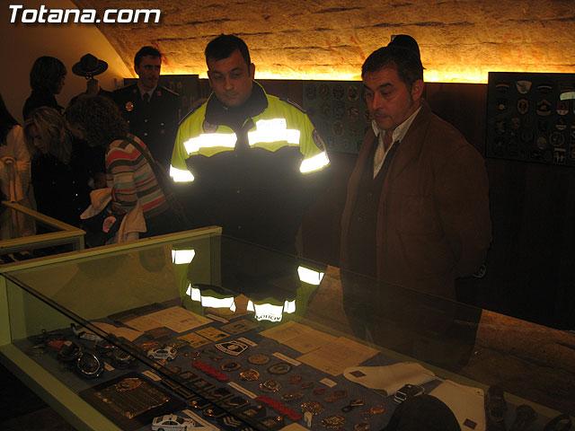 TOTANA.COM Y LA POLICÍA LOCAL DE TOTANA ASISTEN AL ACTO DE INAUGURACIÓN DE LA I EXPOSICIÓN DE MATERIAL POLICIAL DE LA POLICÍA LOCAL DE CIEZA - 14