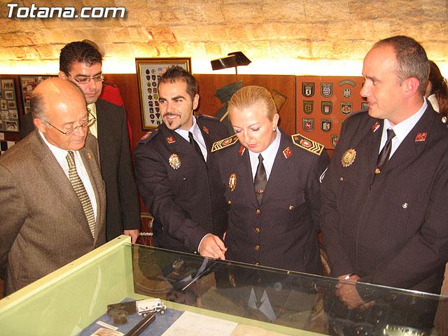 TOTANA.COM Y LA POLICÍA LOCAL DE TOTANA ASISTEN AL ACTO DE INAUGURACIÓN DE LA I EXPOSICIÓN DE MATERIAL POLICIAL DE LA POLICÍA LOCAL DE CIEZA - 16