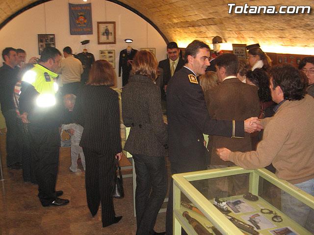 TOTANA.COM Y LA POLICÍA LOCAL DE TOTANA ASISTEN AL ACTO DE INAUGURACIÓN DE LA I EXPOSICIÓN DE MATERIAL POLICIAL DE LA POLICÍA LOCAL DE CIEZA - 17