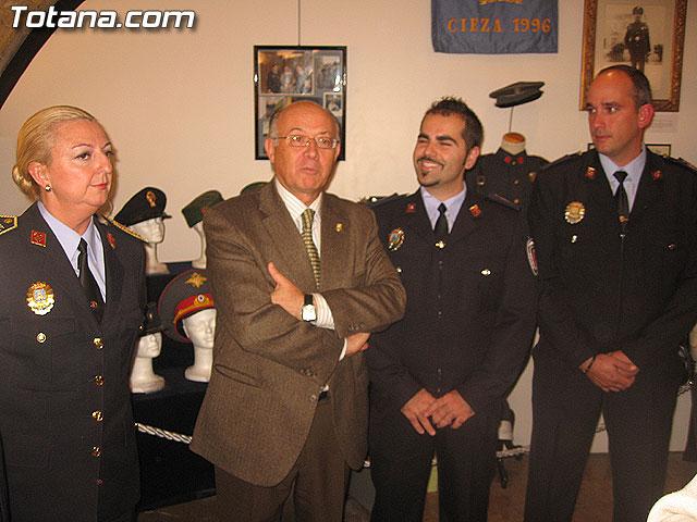 TOTANA.COM Y LA POLICÍA LOCAL DE TOTANA ASISTEN AL ACTO DE INAUGURACIÓN DE LA I EXPOSICIÓN DE MATERIAL POLICIAL DE LA POLICÍA LOCAL DE CIEZA - 29