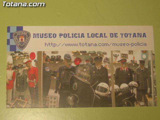 TOTANA.COM Y LA POLICÍA LOCAL DE TOTANA ASISTEN AL ACTO DE INAUGURACIÓN DE LA I EXPOSICIÓN DE MATERIAL POLICIAL DE LA POLICÍA LOCAL DE CIEZA - 50