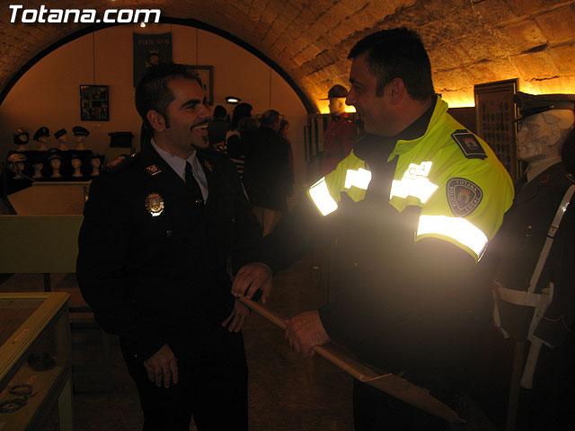 TOTANA.COM Y LA POLICÍA LOCAL DE TOTANA ASISTEN AL ACTO DE INAUGURACIÓN DE LA I EXPOSICIÓN DE MATERIAL POLICIAL DE LA POLICÍA LOCAL DE CIEZA - 46