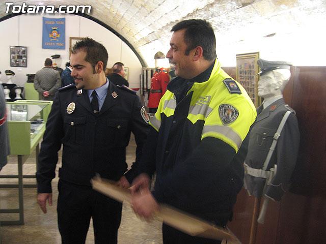 TOTANA.COM Y LA POLICÍA LOCAL DE TOTANA ASISTEN AL ACTO DE INAUGURACIÓN DE LA I EXPOSICIÓN DE MATERIAL POLICIAL DE LA POLICÍA LOCAL DE CIEZA - 47