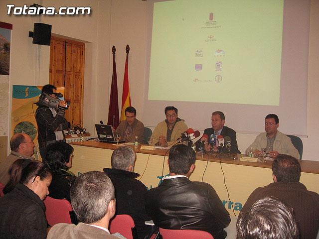 LOS AMANTES DE LA NATURALEZA YA DISPONEN DE NUEVAS RUTAS ACONDICIONADAS EN LOS 11 SENDEROS NATURALES DEL PARQUE REGIONAL SIERRA ESPUÑA - 6