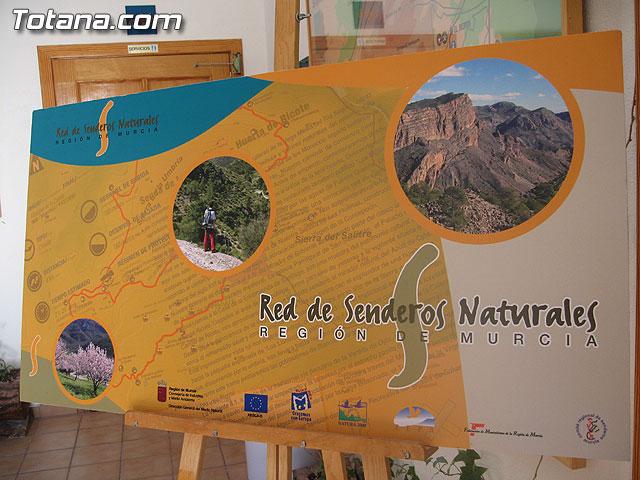 LOS AMANTES DE LA NATURALEZA YA DISPONEN DE NUEVAS RUTAS ACONDICIONADAS EN LOS 11 SENDEROS NATURALES DEL PARQUE REGIONAL SIERRA ESPUÑA - 13