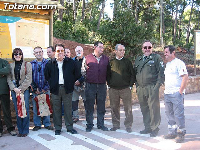 LOS AMANTES DE LA NATURALEZA YA DISPONEN DE NUEVAS RUTAS ACONDICIONADAS EN LOS 11 SENDEROS NATURALES DEL PARQUE REGIONAL SIERRA ESPUÑA - 20