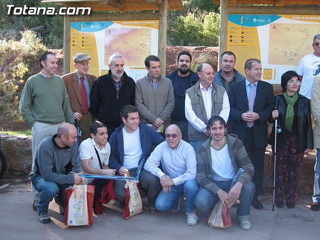 LOS AMANTES DE LA NATURALEZA YA DISPONEN DE NUEVAS RUTAS ACONDICIONADAS EN LOS 11 SENDEROS NATURALES DEL PARQUE REGIONAL SIERRA ESPUÑA - 18
