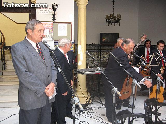 """""""AMIGOS DE LA HABANERA"""" PRESENTÓ SU NUEVO CD EN EL QUE INTERPRETAN MÁS DE UNA DECENA DE VILLANCICOS - 15"""
