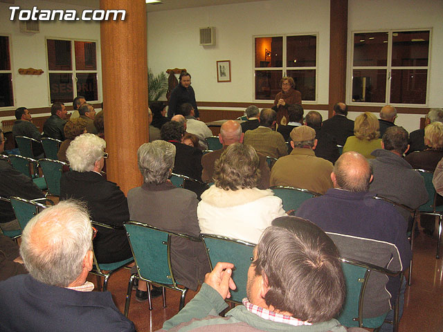 JUAN FRANCISCO OT�LORA TUDELA SER� EL CANDIDATO DEL PSOE A LA ALCALD�A DE TOTANA PARA LAS ELECCIONES DE MAYO DE 2007 - 1