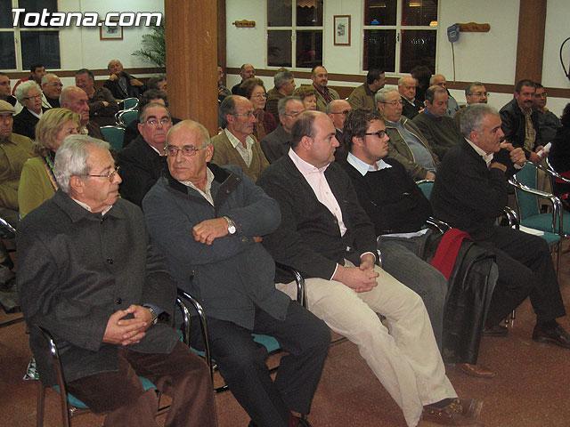JUAN FRANCISCO OT�LORA TUDELA SER� EL CANDIDATO DEL PSOE A LA ALCALD�A DE TOTANA PARA LAS ELECCIONES DE MAYO DE 2007 - 5